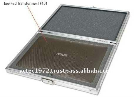 Aluminum tablet PC case for ASUS Eee Pad Transformer TF101 v max tablet