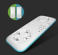 Mini Bluetooth Joystick Bluetooth Selfie Remote Shutter Gamepad 3D Glasses Controller Wireless Mouse for iOS Android PC