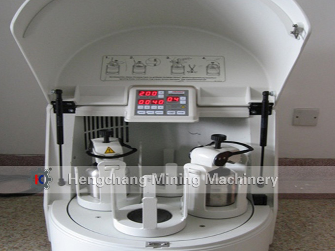 Small Ball Mill,Lab Ball Mill, 0.4L Vertical Planetary Ball Mill