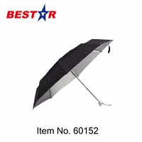 Direct Manufacturer Promotional 3 Folding Umbrella
