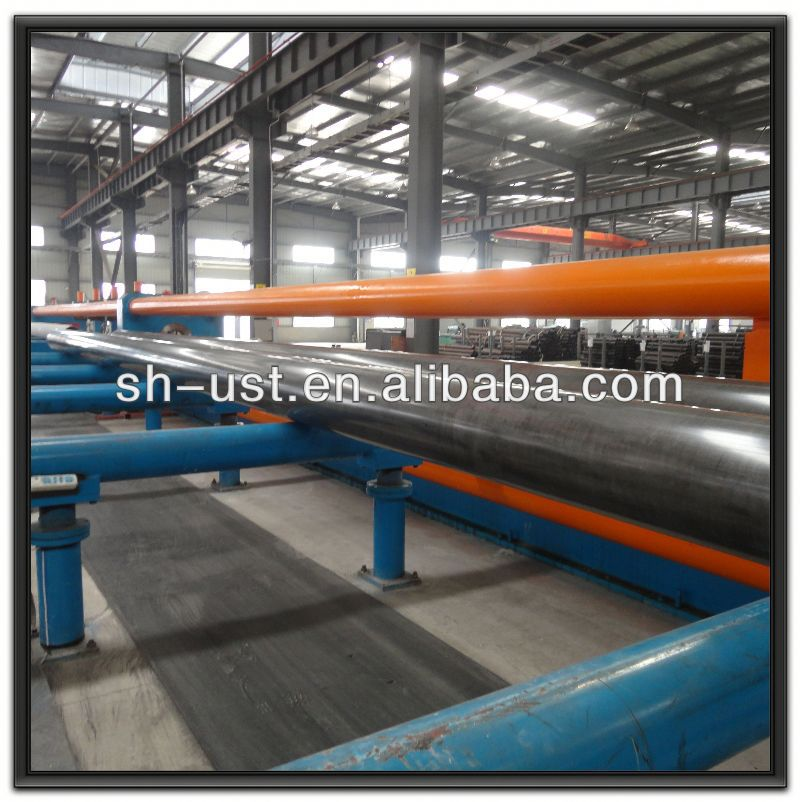 st52 high precision cold drawn carbon seamless steel tube
