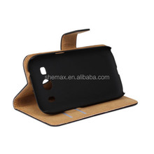 Alibaba Express Card Slots Wallet Stand Leather Case For Samsung Galaxy Core 2 G355H