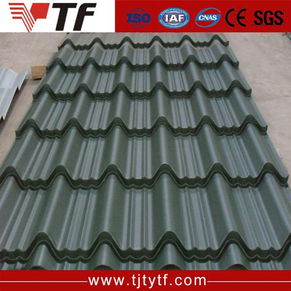 Online product selling websites Direct factory 0.14 mm z80 tole ondulee gi roofing sheet