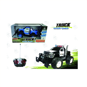 New toys for children in 2017 RC truck police simulation vehicle