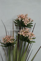 Onion Grass Decorative Artificial Plant Cattail Grass Wholesale