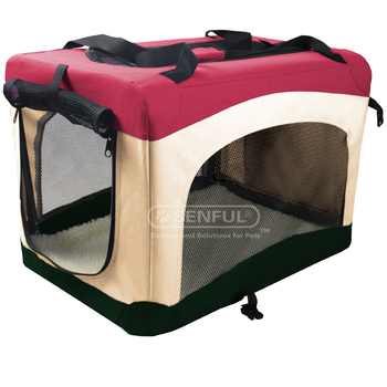 pet soft crate pet dog carrier crate