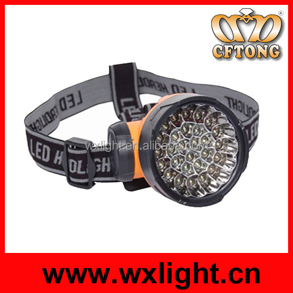 Multifuctional Emergency 25 headlight/led headlamp