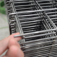 6x6 reinforcing welded wire mesh fence panels in 6 8 10 12 gauge