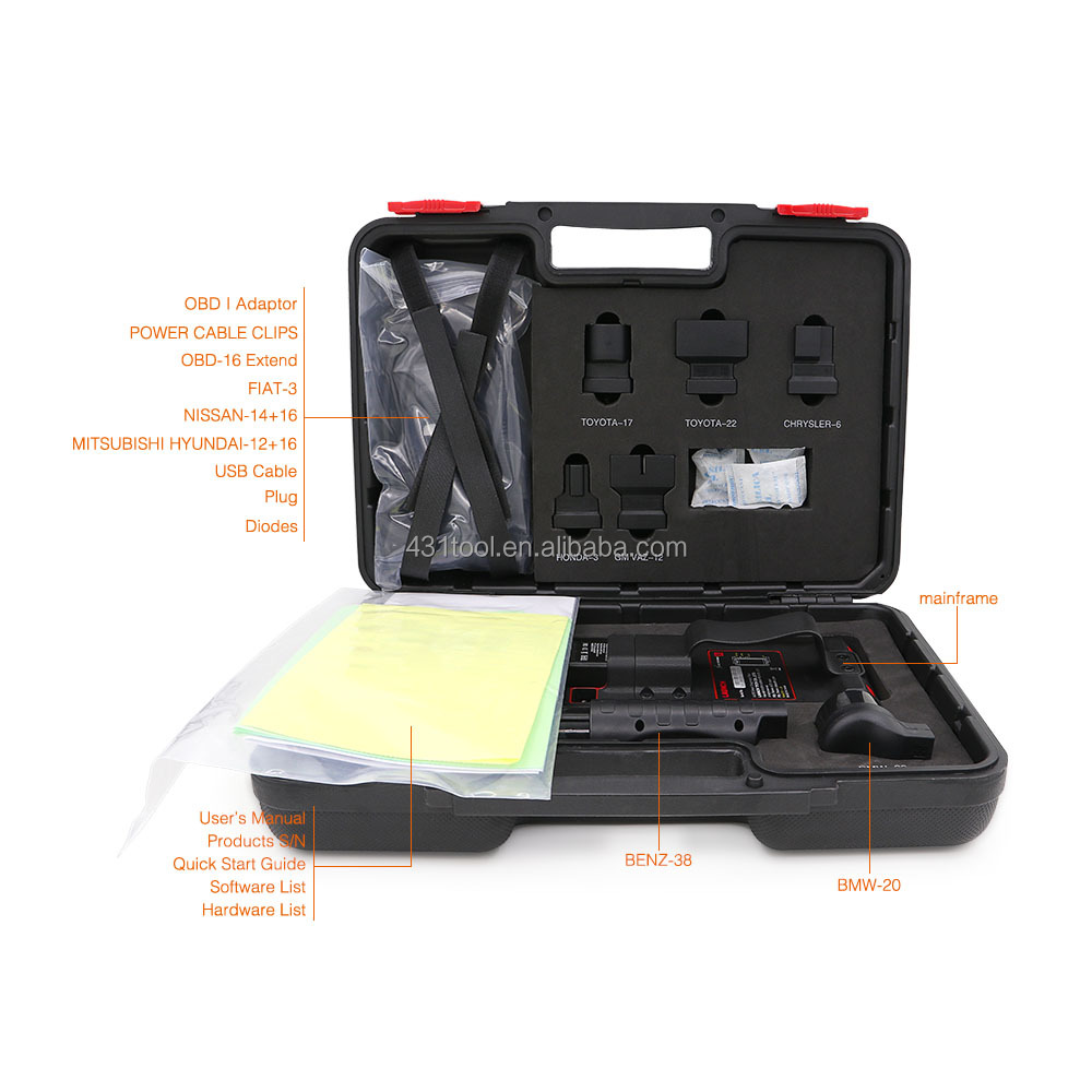 universal auto scanner toyota denso diagnostic tester with free update