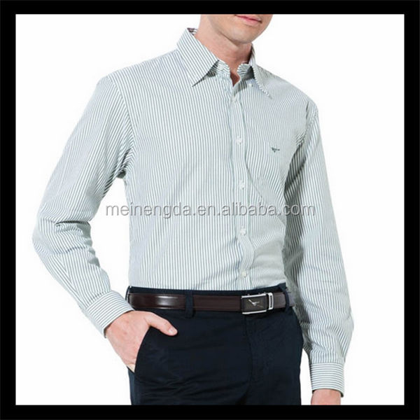 exclusive distribution products fancy long sleeve men's 100% nylon shirt