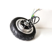 High speed loading scooter hub dc vehicle motor