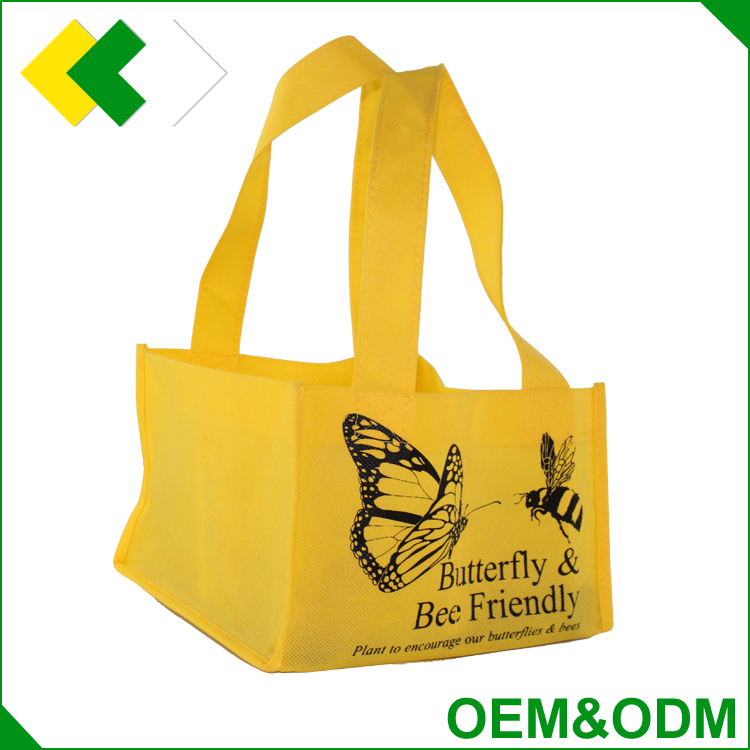 China manufacturer Logo eco-friendly pp non-woven shopping bag tote printing foldable drawstring non woven bag