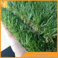 High quality synthetic grass and cheap synthetic grass for garden/best fake grass for landscape