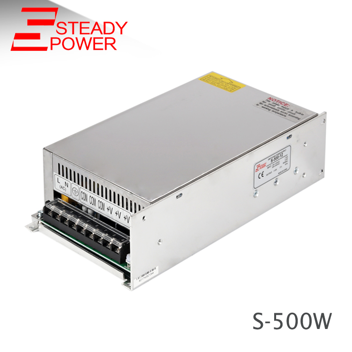 High voltage 450watt SMPS Module 110volt 220 volt ac to 15volt dc regulated switch power supply 15v 30a electric led transformer