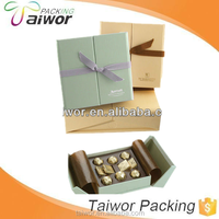 wholesale newest design fancy Chocolate packaging box