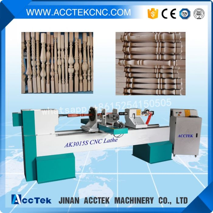 stair railing /stair armrest made multifunctional cnc lathe machine specification
