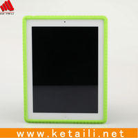 Newest Design And Fashion Silicone Protector Case For Ipad 2 3