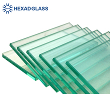 clear float building glass in construction&real estate
