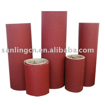Abrasive Cloth Jumbo Roll/Sand Cloth/Sand Paper