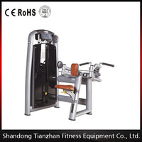 Hot Sale!!! TZ-6041 Upper Back/strength fitness equipment/ upper back extension fitness