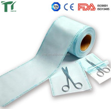 dental material dental disposable autoclave sterilization roll/ pouch/ bag for surgical instruments