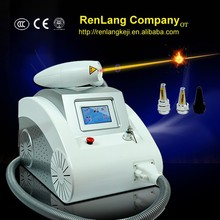 wholesale china products three spot size laser tattoo removal equipment , new laser for tattoo removal