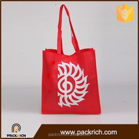 Durable and delicate nice red good eco tote bags