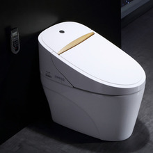 Automatic flush chinese electric wc bathroom intelligent toilet