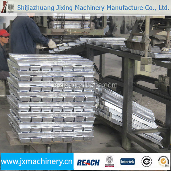 High Purity Zinc ingot 99.99%