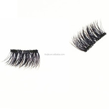 False Magnetic Eyelashes No Glue Mess Free Reusable Lashes Beautiful Natural Enhanced Eyes, Volumized Lashes