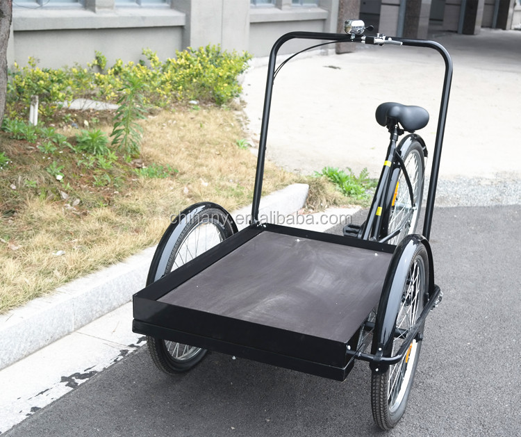 CHEAP CARGO TRIKE /FRONT LOADING TRICYCLE/DELIVERY TRICYCLE