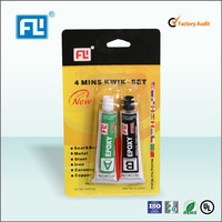 Rapid Clear Epoxy AB Glue, Epoxy AB adhesive