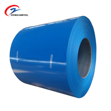 Factory Prepainted Galvalume Steel Coil ppgl sheet with Nippon Paint for Sale