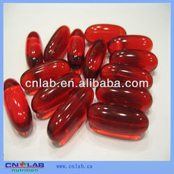 Natural Astaxanthin Softgel Extracted from Haematococcus Pluvialis
