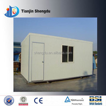 Professional two storey prefab house with CE certificate