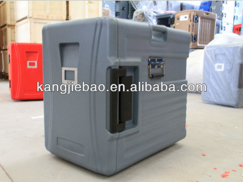 PE Plastic Thermo food cabinet.