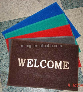 Decorative Lift Toilet PVC Plastic Floor Mats