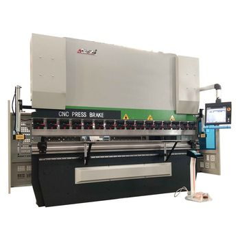factory good quality CNC Steel Metal Sheet Bending Machine,Hydraulic Press Brake WC67Y-125T 3200