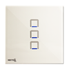 3 Gangs Smart Touch Light Switch