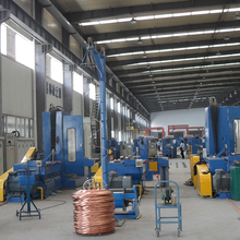 Intermediate Medium wire Drawing line machine with annealer