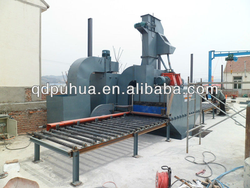 Marble Floor Polishing Machine/Litch Surface Cement Block Shot Blasting Machines