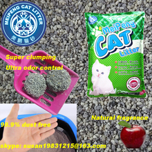 High quality Bentonite Cat litter bulk with ultra odor control