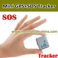 Hot quad band gps tracking device with SOS and two way talk function