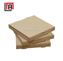 Shipping Printed Disposable Pizza Box Corrugated Boxes for Wholesale or Retail