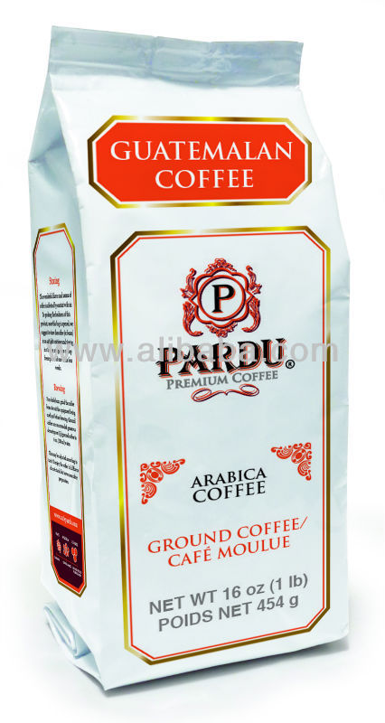 Premium Coffee (Gourmet Coffee) from Guatemala