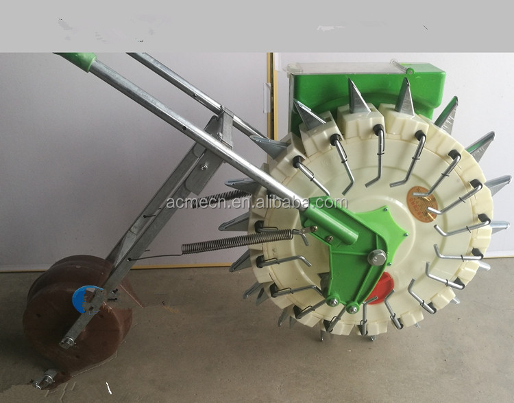 hand held manual vegetable planter transplanter agriculture seeder