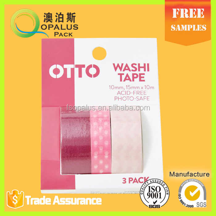 Hot selling wholesale washy dot washi tape gift item stationery