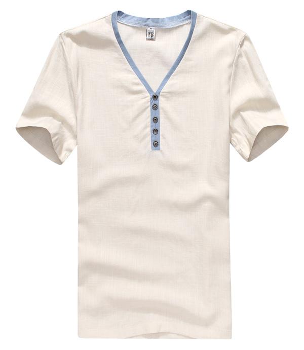 Freestyle Custom Made Button T Shirt Plain Buy Custom