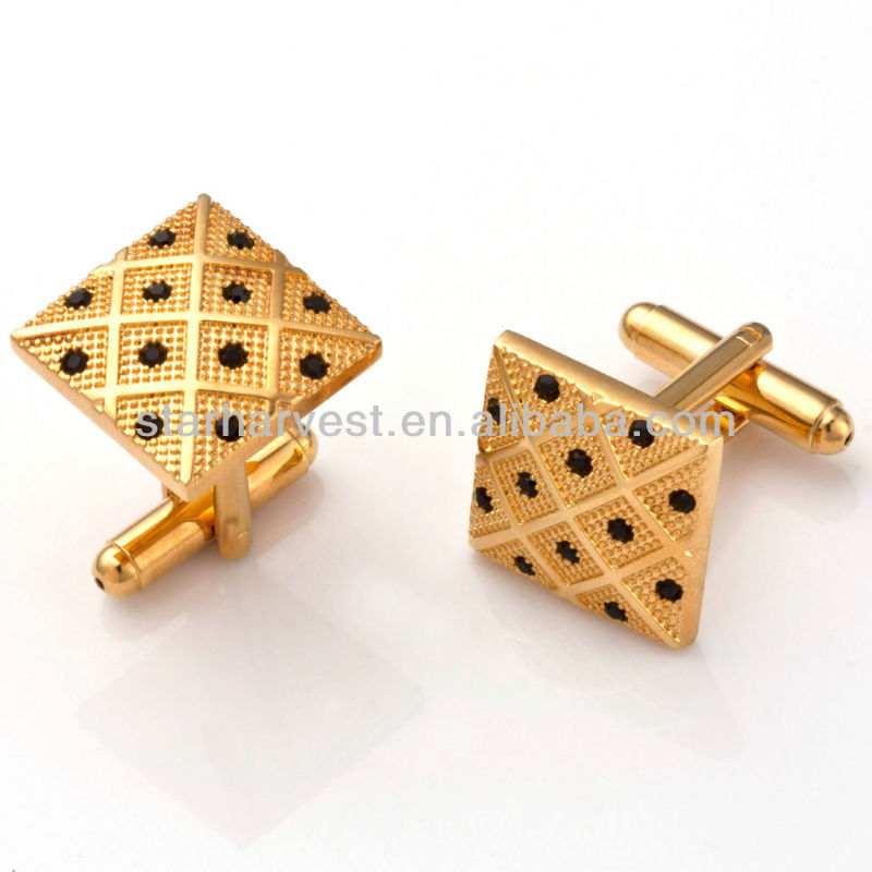 Wholesale sterling silver cz cufflinks
