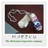 Quality Inspection, Factory Audit, Scarf, Hat & Glove Sets